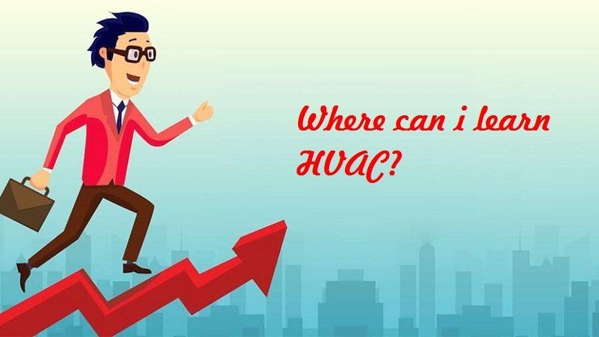 Where can I learn HVAC?