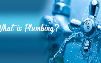 What is plumbing?